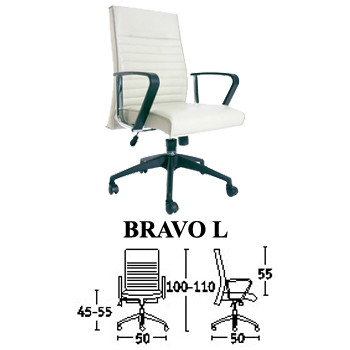 kursi direktur & manager savello type bravo l