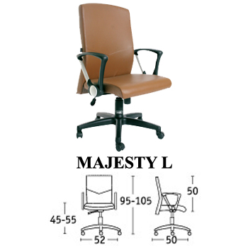 kursi direktur & manager savello type majesty l