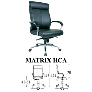 kursi direktur & manager savello type matrix hca