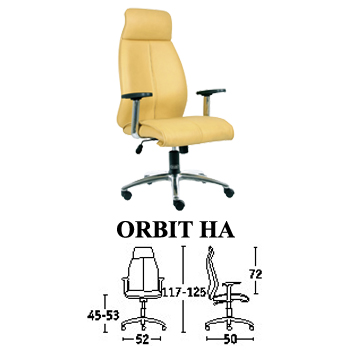 kursi direktur & manager savello type orbit ha
