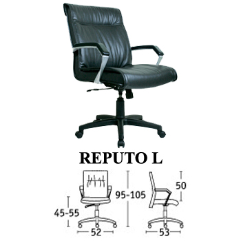 kursi direktur & manager savello type reputo l
