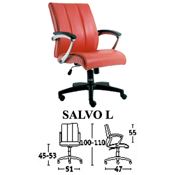 kursi direktur & manager savello type salvo l