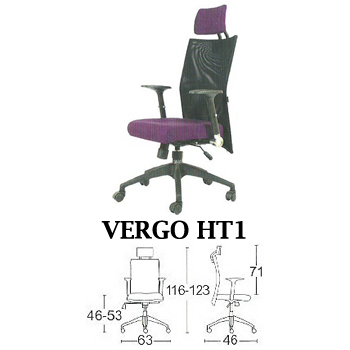 kursi direktur & manager savello type vergo ht1