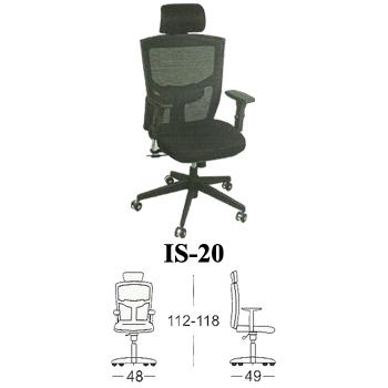 kursi direktur & manager subaru type is-20