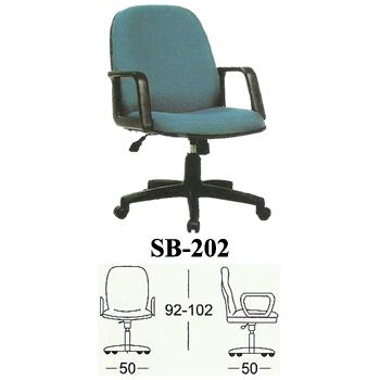 kursi direktur & manager subaru type sb-202