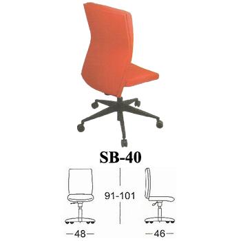 kursi direktur & manager subaru type sb-40