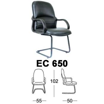 kursi hadap & rapat chairman type ec 650