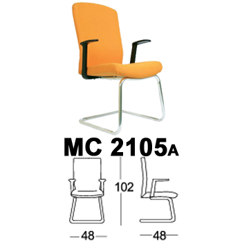 kursi hadap & rapat chairman type mc 2105a