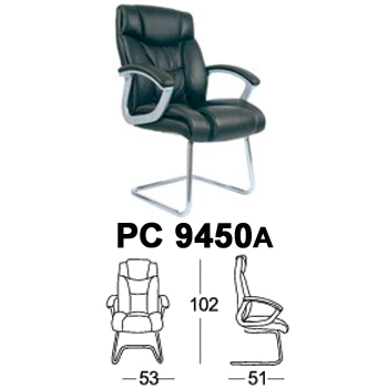 kursi hadap & rapat chairman type pc 9450a