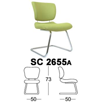 kursi hadap & rapat chairman type sc 2655a