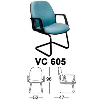 kursi hadap & rapat chairman type vc 605