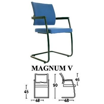 kursi hadap & rapat savello type magnum v