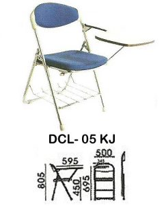 Kursi Kuliah Indachi DCL05KJ