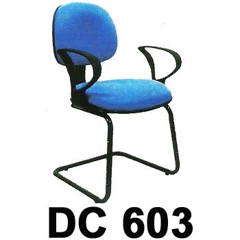 kursi pengunjung daiko type dc 603