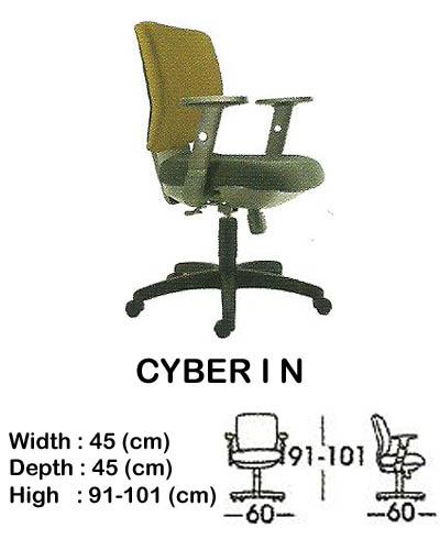 kursi staff & secretary indachi cyber I n