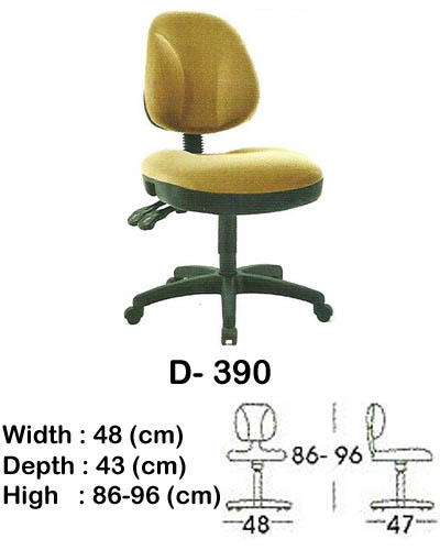kursi staff & secretary indachi d- 390
