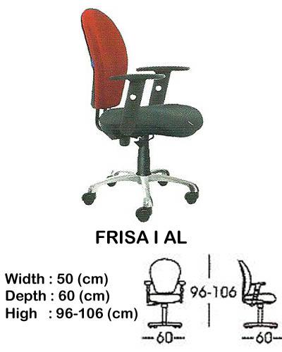 kursi staff & secretary indachi frisa I al
