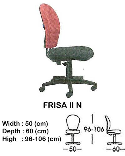 kursi staff & secretary indachi frisa II n