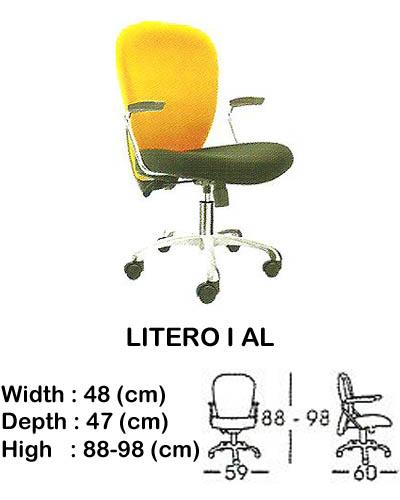kursi staff & secretary indachi litero I al