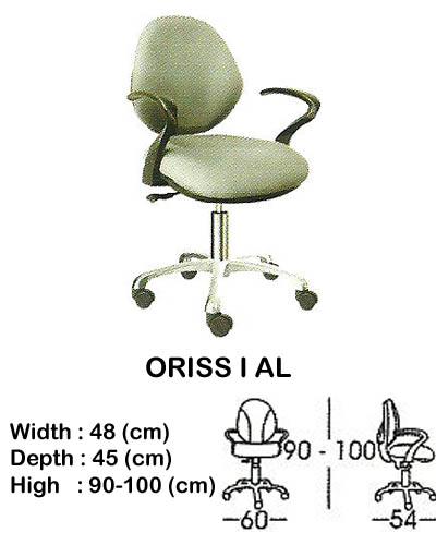 kursi staff & secretary indachi oriss I al