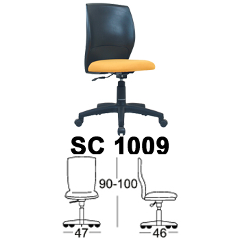 kursi staff & sekretaris chairman type sc 1009