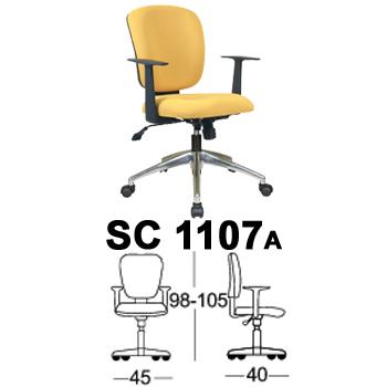 kursi staff & sekretaris chairman type sc 1107a