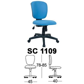 kursi staff & sekretaris chairman type sc 1109
