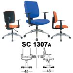 kursi staff & sekretaris chairman type sc 1307a