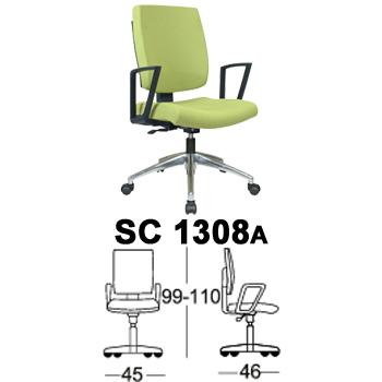 kursi staff & sekretaris chairman type sc 1308a