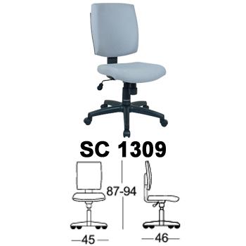 kursi staff & sekretaris chairman type sc 1309