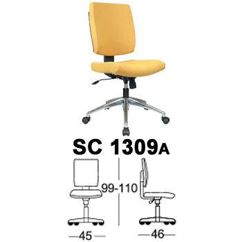 kursi staff & sekretaris chairman type sc 1309a