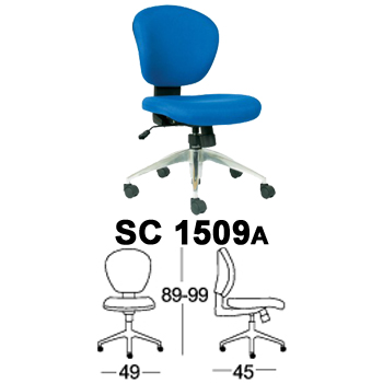 kursi staff & sekretaris chairman type sc 1509a