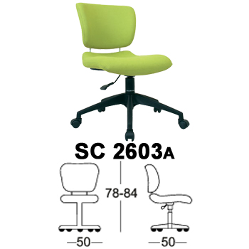 kursi staff & sekretaris chairman type sc 2603a