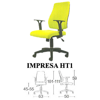 kursi staff & sekretaris savello type impresa ht1