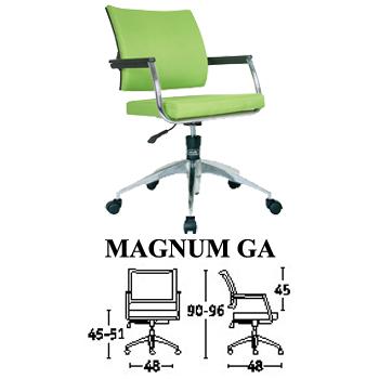 kursi staff & sekretaris savello type magnum ga