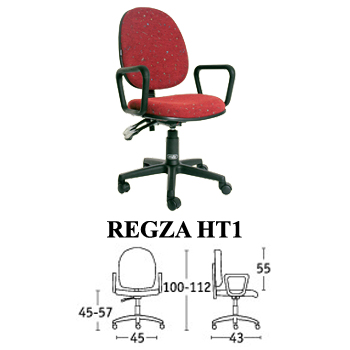 kursi staff & sekretaris savello type regza ht1