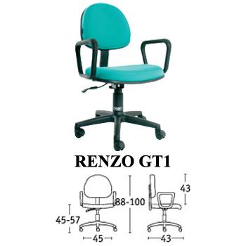 kursi staff & sekretaris savello type renzo gt1