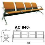 Kursi Tunggu Chairman AC 840F