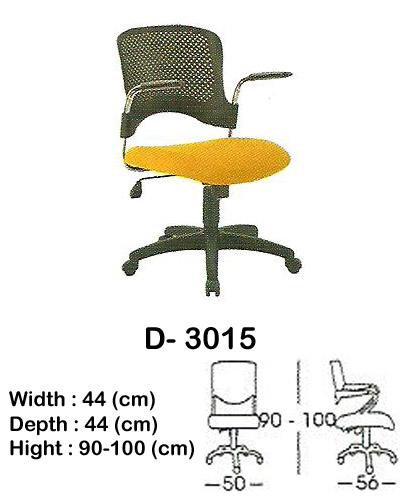 kursi utility indachi d- 3015