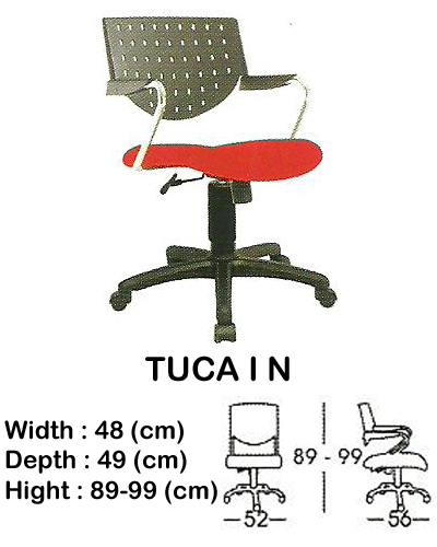 kursi utility indachi tuca I n