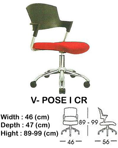 kursi utility indachi v- pose I cr