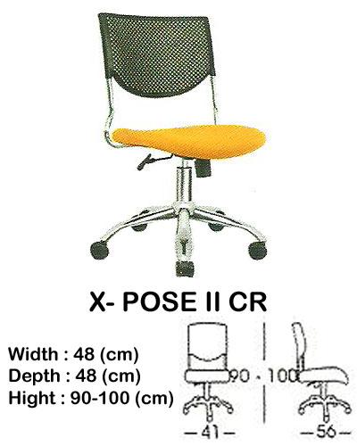 kursi utility indachi x- pose II cr