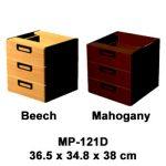 laci gantung meja samping 3 laci expo mp--121d