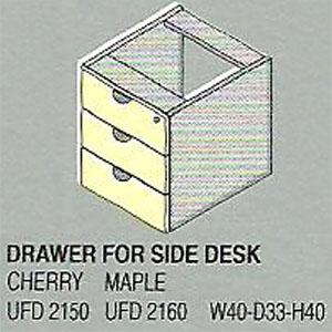 laci meja samping uno platinum series
