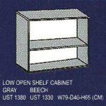 lemari arsip rendah uno classic series