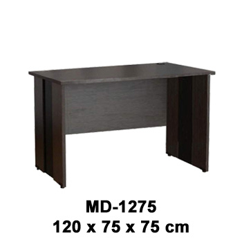 meja kantor ½ biro expo md-1275