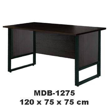 meja kantor ½ biro expo mdb-1275