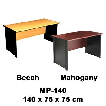 meja kantor ½ biro expo mp-140