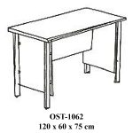 meja kantor ½ biro ost-1062