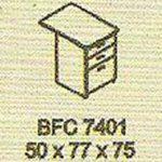 meja kantor modera bfc 7401